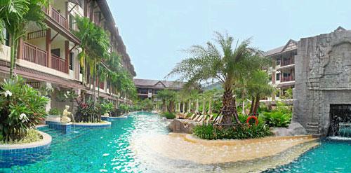 thailand kata beach kata palm resort and spa