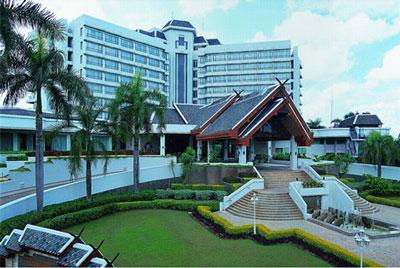 Dusit Island Resort Hotel Chiang Rai