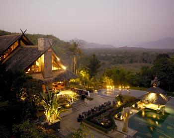Anantara Resort and Spa Golden Triangle Chiang Saen