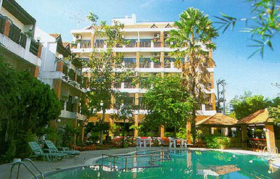Mermaid's Beach Resort Jomtien Pattaya