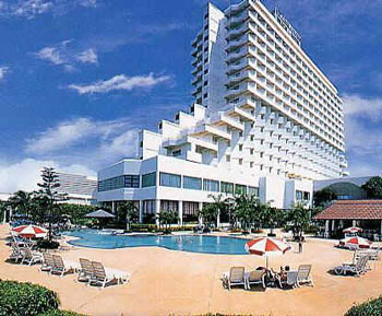 Welcome Jomtien Beach Hotel Thailand