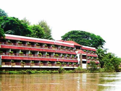 River Kwai Village Hotel Kanchanaburi