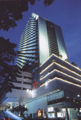 Holiday Inn Silom Hotel Bangkok
