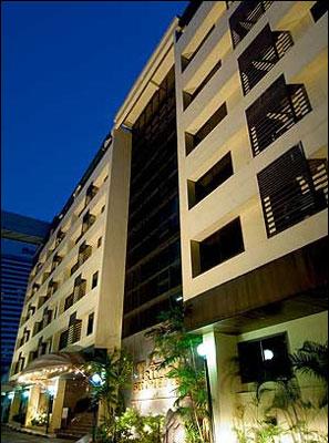 Glow Trinity Silom Hotel Bangkok