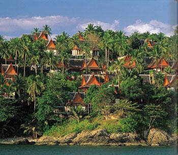 Amanpuri Hotel Phuket