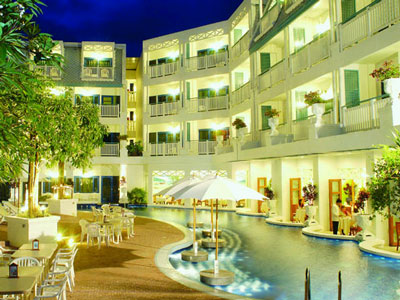 Andaman Seaview Hotel Phuket