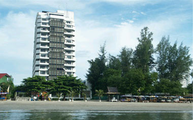 Hua Hin Bluewave Beach Resort