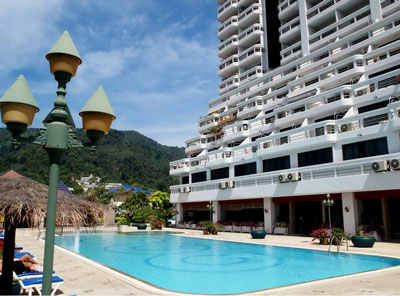 Andaman Beach Suites Hotel Phuket
