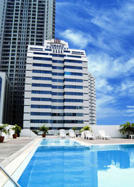 Grand President Bangkok Executive Serviced Apartments Hotel