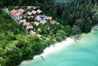 The tubkaak boutique resort krabi thai hotels for Boutique hotel krabi