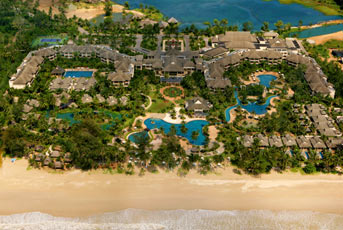 Le Meridien Khao Lak Beach and Spa Resort