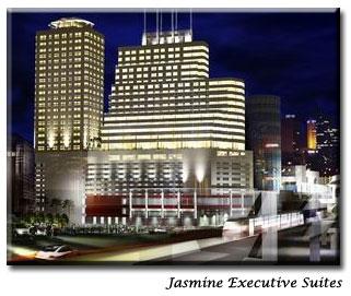 Jasmine Executive Suites Bangkok Hotel