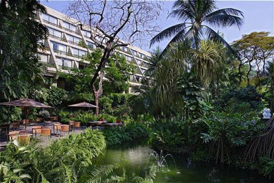 Swissotel Nai Lert Park Hotel Bangkok