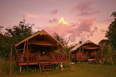 Hin Tok River Camp @ Hell Fire Pass Hotel Kanchanaburi