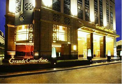 Grande Centre Point Hotel and Residence Bangkok