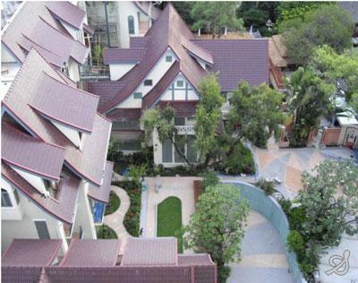 Ariyasom Villa Hotel Bangkok