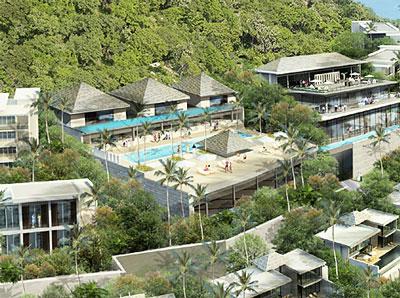 cape sienna phuket hotel and villas general pictures. Black Bedroom Furniture Sets. Home Design Ideas