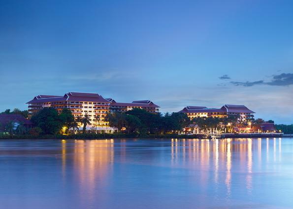Anantara Bangkok Riverside Resort and Spa