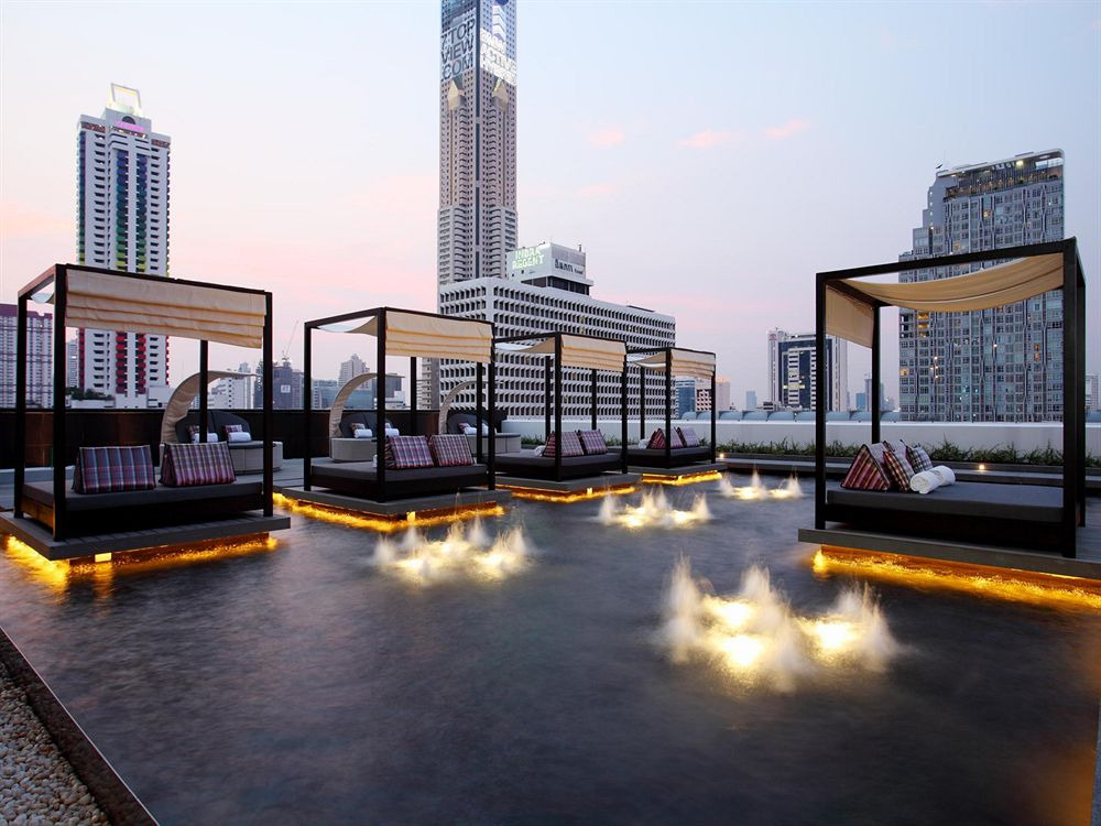 Centara Watergate Pavilion Hotel Bangkok