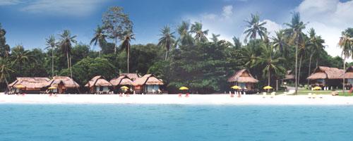Sunset Village Beach Resort Pattaya Panorama Pictures Thai