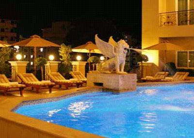 Lk Renaissance Hotel Pattaya Pool Pictures Thai Hotels
